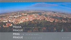 Obálka titulu Praha panoramatická