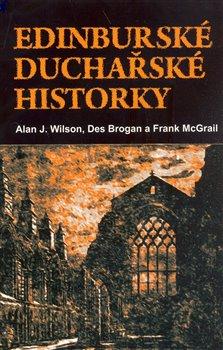 Obálka titulu Edinburské duchařské historky