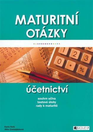 Maturitní otázky - Účetnictví - - | Booksquad.ink