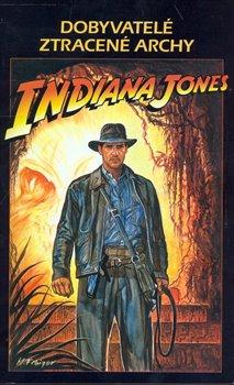 Obálka titulu Indiana Jones: Dobyvatelé ztracené Archy