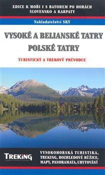 Obálka titulu Vysoké a Belianské Tatry, Polské Tatry