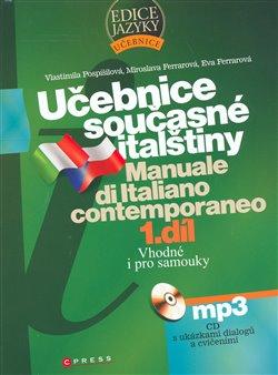 Obálka titulu Učebnice současné italštiny, 1. díl + mp3