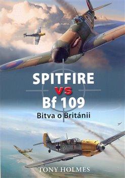 Obálka titulu Spitfire vs Bf 109