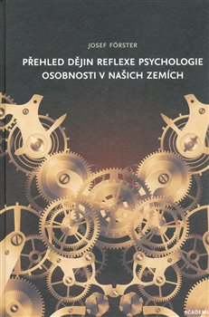 Obálka titulu Přehled dějin reflexe psychologie osobnosti v našich zemích