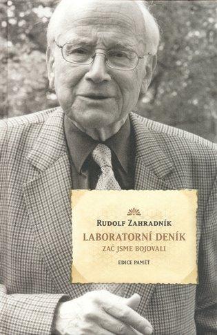 Laboratorní deník - Rudolf Zahradník   Booksquad.ink