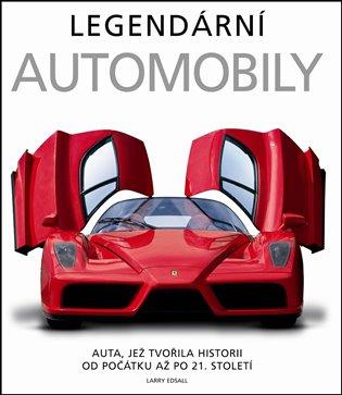Legendární automobily - Larry Edsall   Booksquad.ink