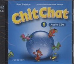 Obálka titulu Chit Chat 1 Class Audio Cds