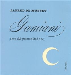 Obálka titulu Gamiani aneb dvě prostopášné noci