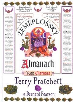 Obálka titulu Zeměplošský almanach