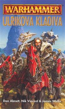 Obálka titulu Ulrikova kladiva (Warhammer)