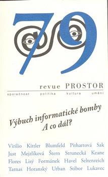 Obálka titulu Revue Prostor č. 79