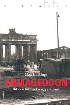 Obálka titulu Armageddon