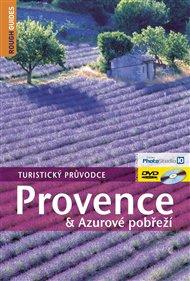 Provence & Azurové pobřeží - turistický průvodce + DVD