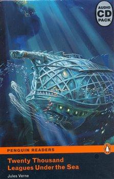 Obálka titulu Twenty Thousand Leagues Under the Sea (audio CD Pack)