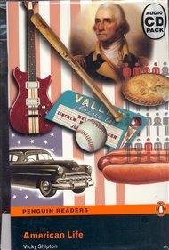 American Life (audio CD Pack)
