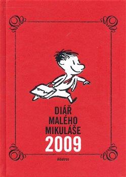 Obálka titulu Diář Malého Mikuláše 2009