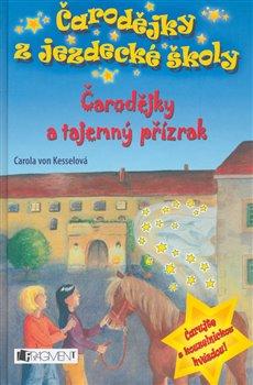 Obálka titulu Čarodějky a tajemný přízrak