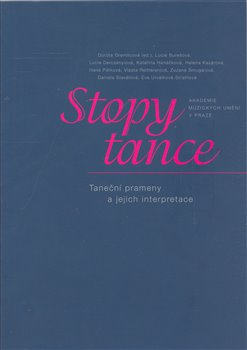 Obálka titulu Stopy tance