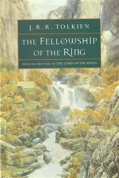 Obálka titulu The Lord of the Rings: The Fellowship Of The Ring