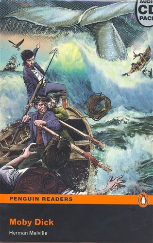 Moby Dick (audio CD Pack)
