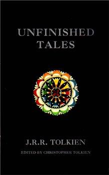 Obálka titulu Unfinished Tales