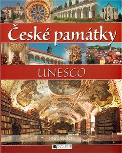 Obálka titulu České památky UNESCO