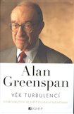 Alan Greenspan - Věk turbulencí - obálka