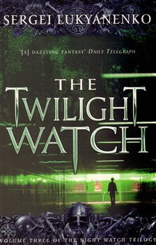 Obálka titulu The Twilight Watch