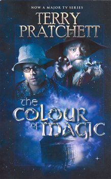 Obálka titulu The Colour of Magic: Omnibus