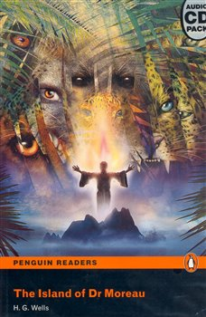 Island of Dr Moreau (Audio CD pack)