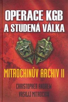 Obálka titulu Operace KGB a studená válka
