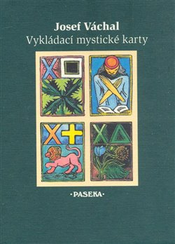 Obálka titulu Vykládací mystické karty