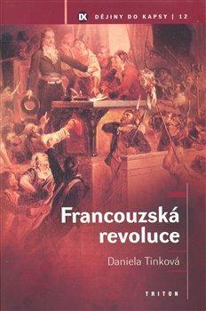 Obálka titulu Francouzská revoluce