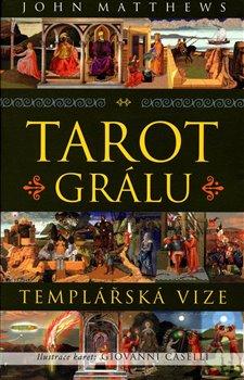 Obálka titulu Tarot Grálu