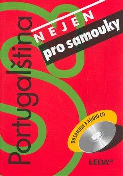 Obálka titulu Portugalština nejen pro samouky+3 CD