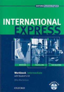 Obálka titulu New International Express Intermediate - Workbook + CD Pack