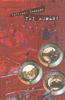 Obálka titulu Tři romány