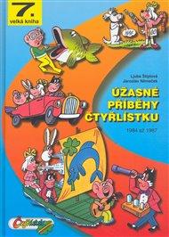 Úžasné příběhy Čtyřlístku z let 1984 až 1987