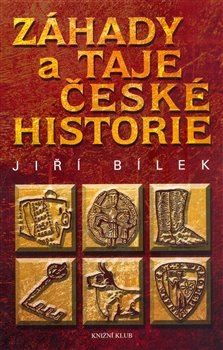 Obálka titulu Záhady a taje české historie