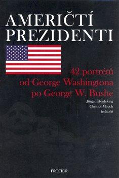 Obálka titulu Američtí prezidenti