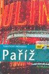 Obálka knihy Paříž - turistický průvodce