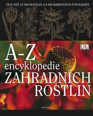 A-Z encyklopedie zahradních rostlin+taška