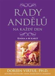 Rady andělů na každý den - karty + příručka