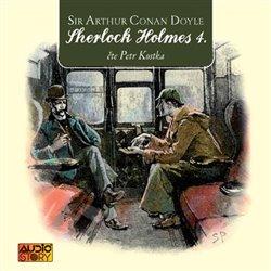 Obálka titulu Sherlock Holmes IV.