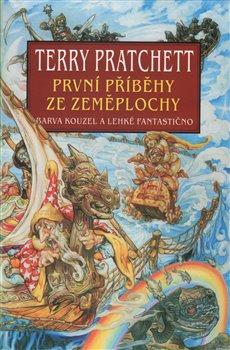 Obálka titulu První příběhy ze Zeměplochy