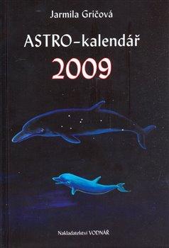 Obálka titulu Astro-kalendář 2009