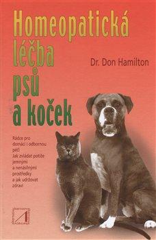 Obálka titulu Homeopatická léčba psů a koček