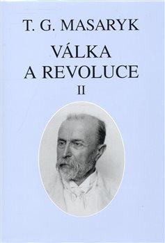 Obálka titulu Válka a revoluce II.