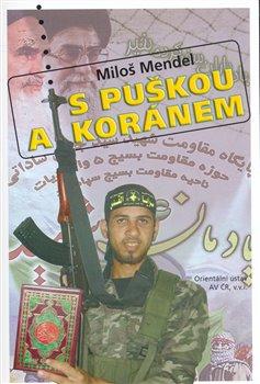 Obálka titulu S puškou a Koránem