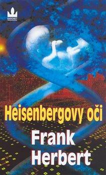 Obálka titulu Heisenbergovy oči